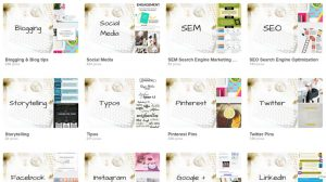 Marca personal en Pinterest ayudará a cohesionar la imagen de las redes sociales junto a la de tu web o blog