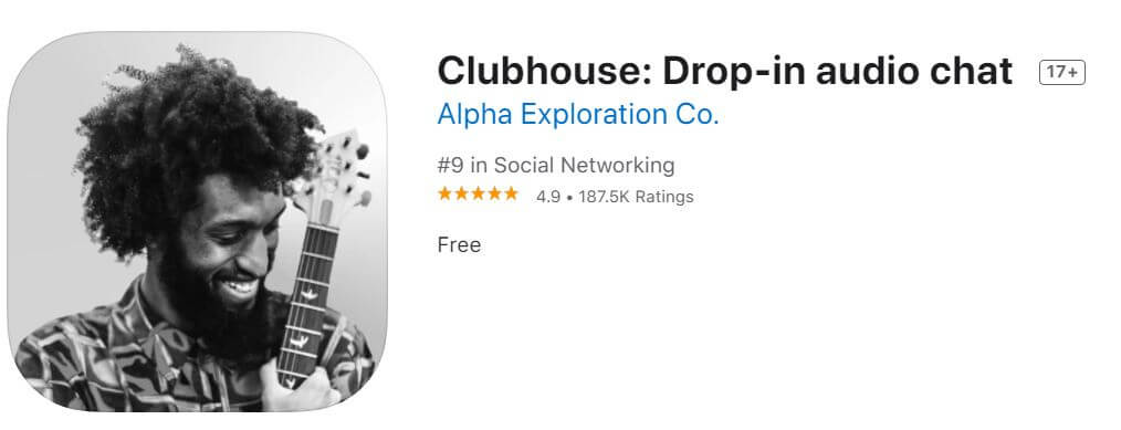 apple store ios market clubhouse