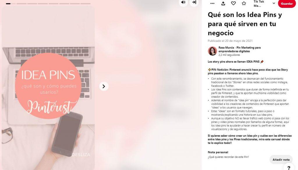 Idea pins de Rosa Murcia Pinterest manager