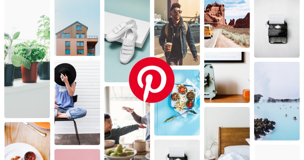 Pinterest, el primer buscador visual